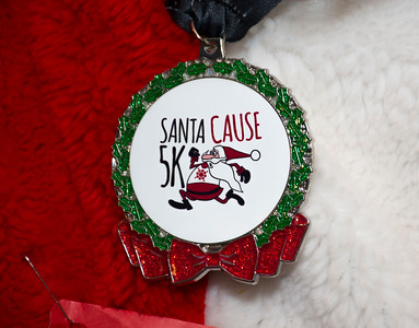 Santa Cause 5K- 2017 Pre and Post Photos