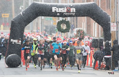 Santa Cause 5K - 2017 Race Photos