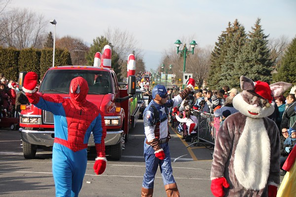 42nd Annual Santa Claus Parade 2011