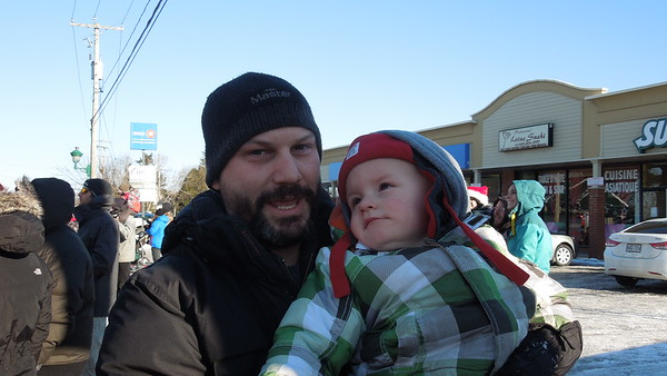 45th Annual Santa Claus Parade 2014