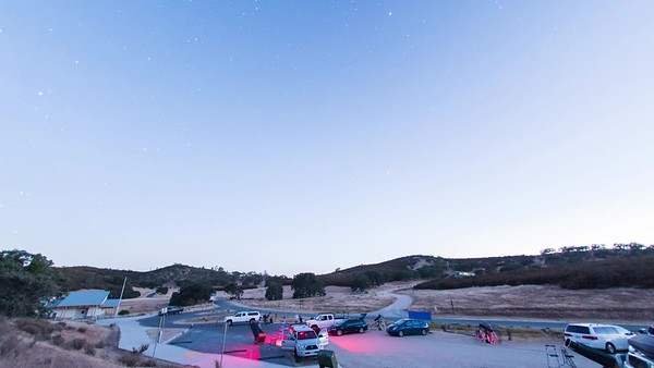 Santa Cruz Astronomy Club at Pinnacles 7/22/2017