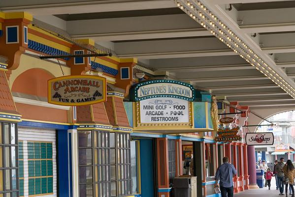 Santa Cruz Boardwalk 01-19-15