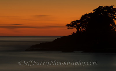 Mitchel's Cove sunset