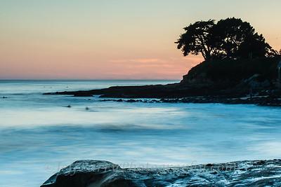 Mitchel's Cove Twilight