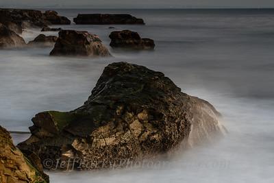 Finger Bowl's rocks