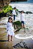Kathleen + Jeff = Max > Gavin > Sadie (Family Photography, Black's Beach, Santa Cruz, California) :