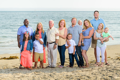 Seabright Beach Santa Cruz Family Photos