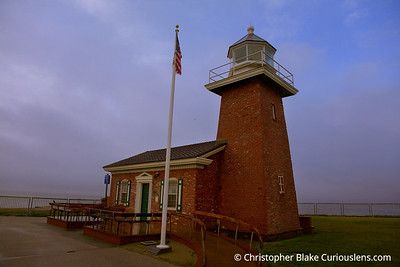 Santa Cruz Light house
