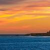 Abbot Lighthouse at Sunset