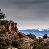 Near Los Alamos, New Mexico