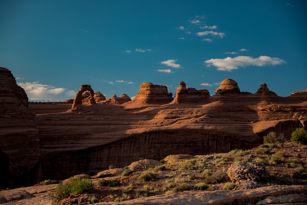 Eventide in Arches
