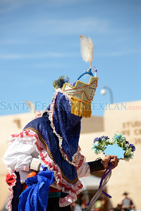 Santa Fe Indian School Po'Pay Feast Day