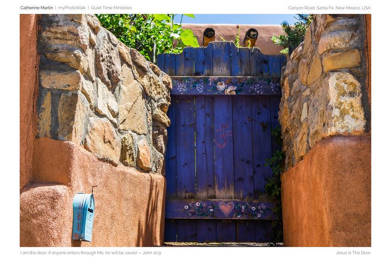 Jesus Is The Door