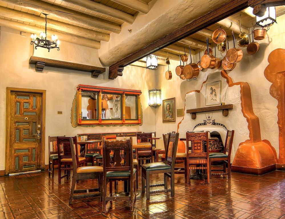 La Fonda Hotel. Santa Fe, New Mexico