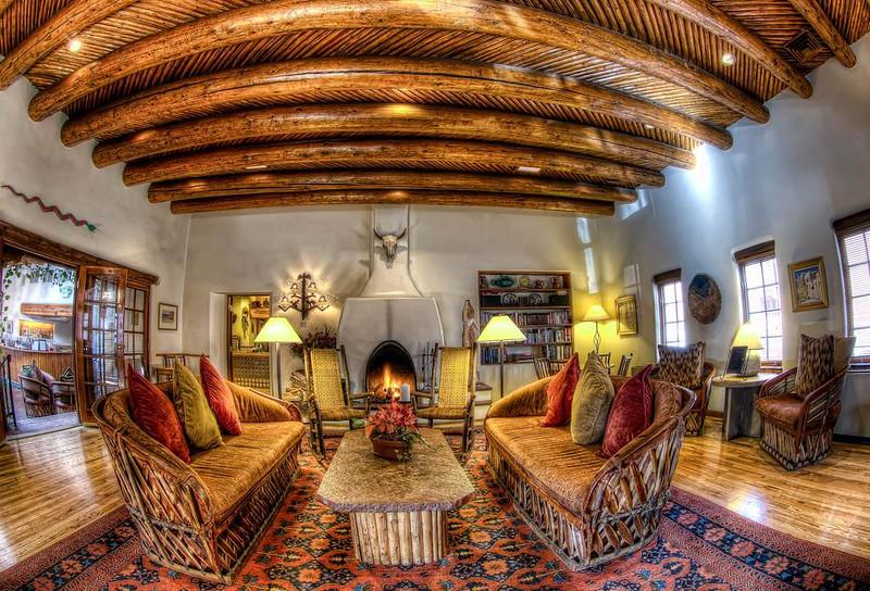 Inn on the Alameda Hotel.  Santa Fe, New Mexico