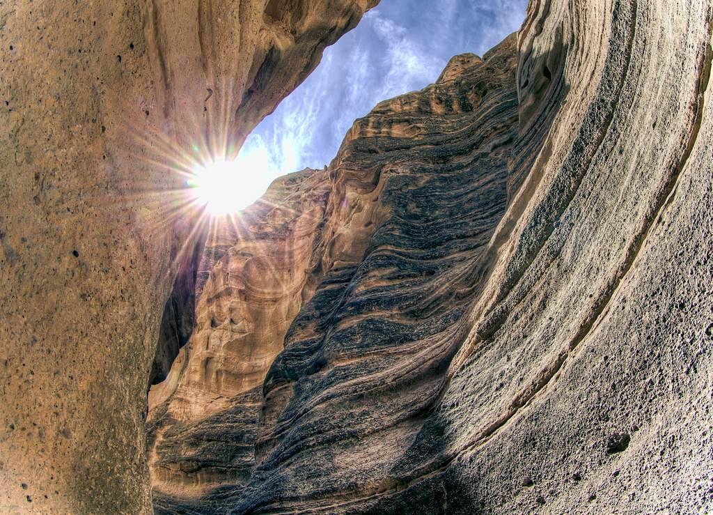 Kasha-Katuwe Tent Rocks National Monument. New Mexico