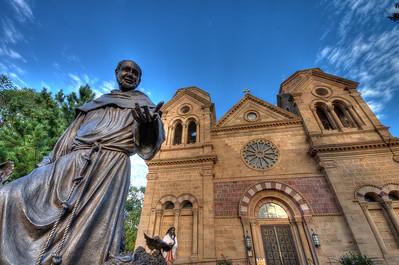 St Francis Lends a Hand