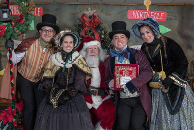Santa @ Fort lee  Dec 10th