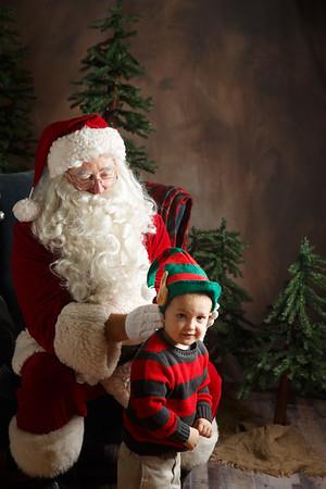 Santa Minis Dec 7th