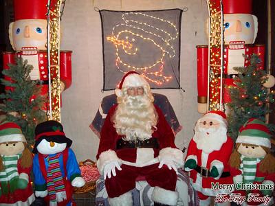 Santa Pictures 2008