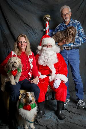 Santa Portraits 2015