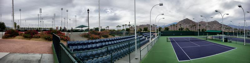 Indian Wells Tennis Garden, Indian Wells, California