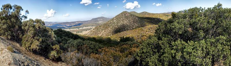 Toro Peak Road, Santa Rosa and San Jacinto Mountains National Monument, California