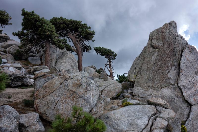 Toro Peak, Santa Rosa and San Jacinto Mountains National Monument, California