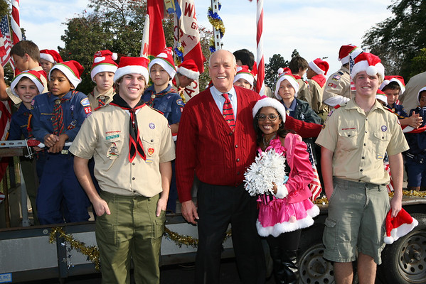 9th Annual Westchester Holiday Street Parade