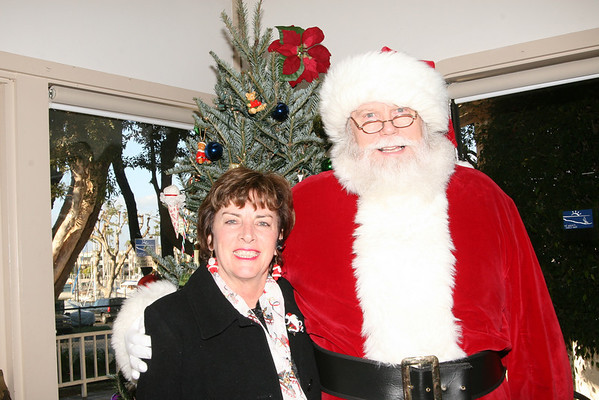 Santa Sightings at Chase Park