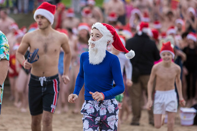 Children's Heartbeat Trust Santa Splash
