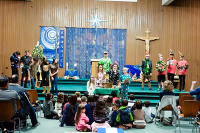 Christmas at Santa Teresa 2015