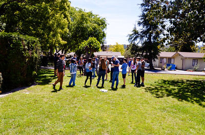 Teen Youth Group - Event Scavenger Hunt 4-2015