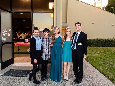 Santa Teresa Youth Group Images