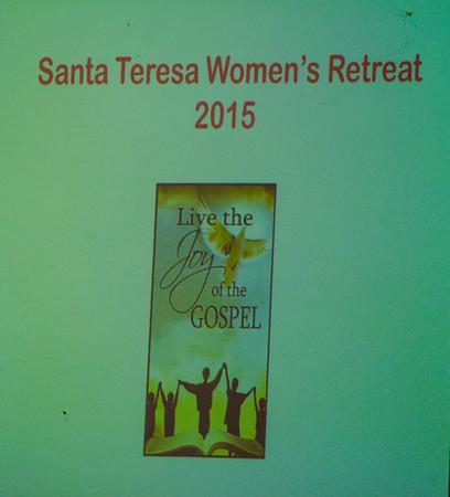 Women's Retreat 1-2015