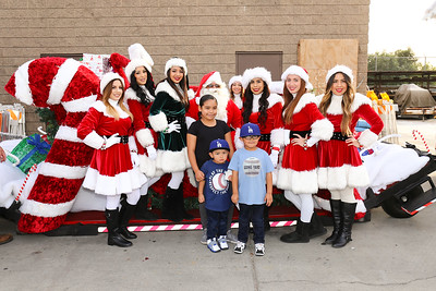 2015 City of Paramount Santa Train