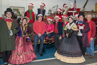 Santa in Fort lee Dec 17th