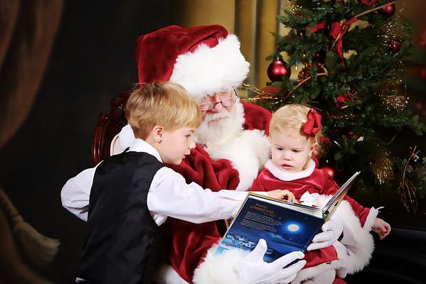 Santa Copyright w/ permission to download
