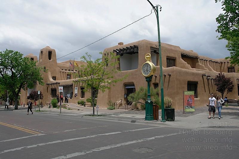 Santa Fe, Museum