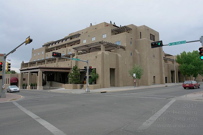 Santa Fe, Hotel