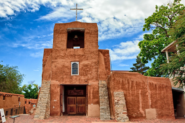 The San Miguel Church