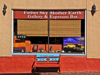 Father Sky Mother Earth