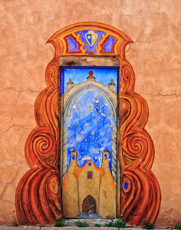 Colorful Door