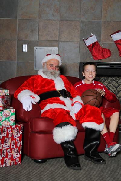 Santa Hoops Classic 2013