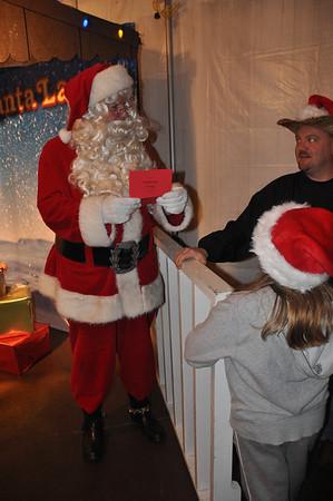 2012 Santa Land