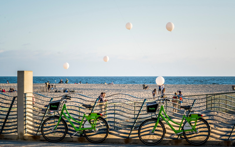 Bikes and Baloons