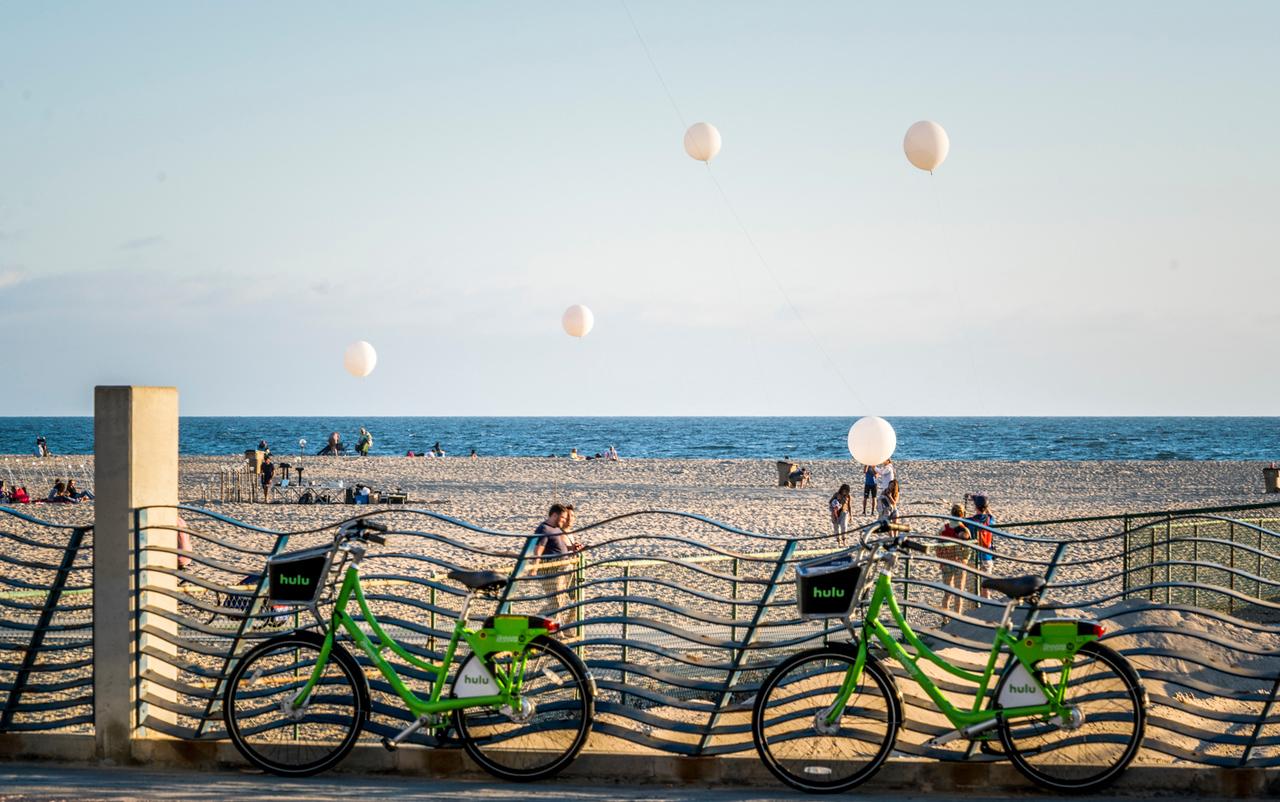 Bikes and Baloons