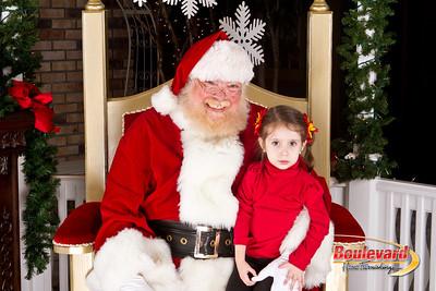 Santa Dec 8-11