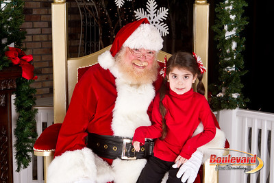 Santa Dec 8-13
