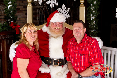 Santa Dec 8-24